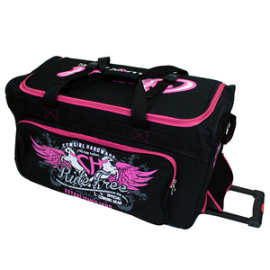 """30"""" (Large) Cowgirl Hardware Ride Free 3 Wheel Bag picture"""