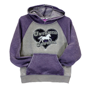 Youth Untamed Hearts Raglan Pullover picture