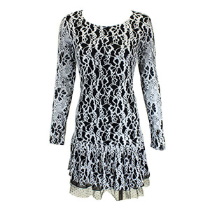 Lace Long Sleeve Dress picture