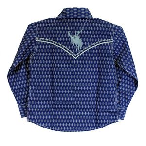 Youth Dashed Diamond Long Sleeve Print picture