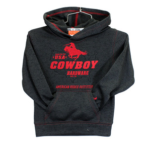 Youth Cowboy Hardware USA Speckle Pullover picture