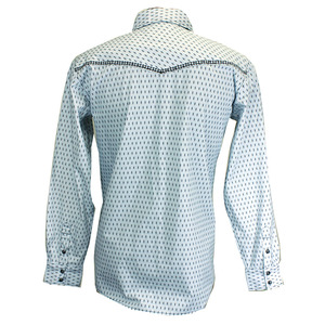 Dashed Diamond Long Sleeve Print picture