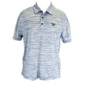 Cowboy Hardware Logo Short Sleeve Polo Shirt picture