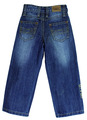 Infant/ Toddler Boys Double Barbwire Jeans