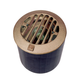 CAST MR-16 Well Light with bronze grate