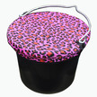 Horse Spa Lycra Bucket Top Small 8Qt Bubbles additional picture 2