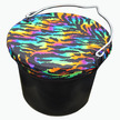 Horse Spa Lycra Bucket Top Small 8Qt Bubbles additional picture 7
