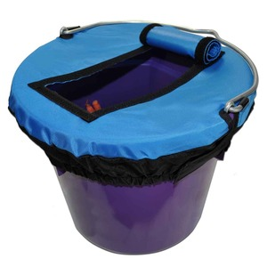 Horse Spa E-Z Access Bucket Top LG 5Gal Blue picture