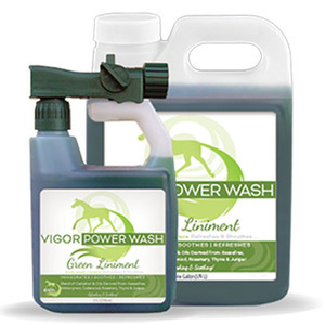 Vigor Liniment & Body Brace 32 oz Power Wash picture