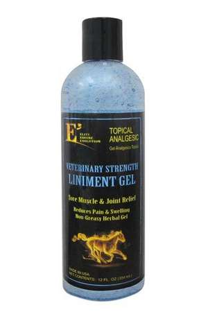 E3 Liniment Gel 12 oz picture