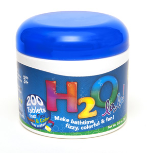 H2O La La! short • 200 Tablets • picture
