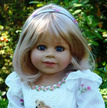 Happy Birthday Kate Blonde by Monika Levenig additional picture 6