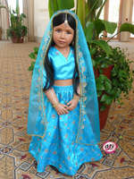 Aladdin's Princess Halima