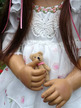 Happy Birthday Kate Brunette by Monika Levenig additional picture 1