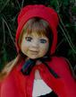 Little Red Riding Hood Rotkäppchen Lt Brn Hair by Monika Levenig additional picture 6