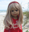 "Cutie Patootie by Monika Levenig blonde - Special ""brown eyes"" additional picture 1"