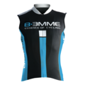 Identity Sleeveless Cycling Jersey