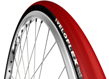 CORSA  CLINCHER RED - 25 mm picture