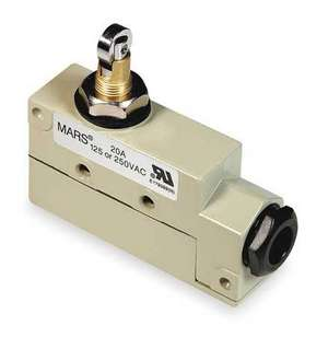 Door Limit Switch - Combination Plunger & Roller picture