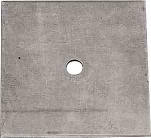 BELT MOUNT BACK-UP PLATE picture