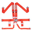 6PT LATCH & LINK HARNESS SET RED