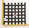 18 X 18 SFI RIBBON NET  BLACK