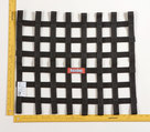 18 X 21 SFI RIBBON NET  BLACK