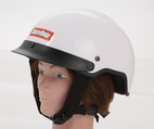 CREW HELMET WHITE LARGE
