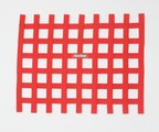 RIBBON WINDOW NET RED - NON SFI