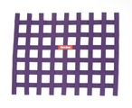 RIBBON WINDOW NET PURPLE - NON SFI