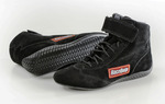 *CLOSEOUT* SFI RACE SHOE BLACK 6.0