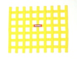 RIBBON WINDOW NET YELLOW - NON SFI