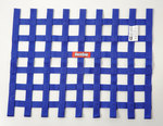 SFI RIBBON WINDOW NET   BLUE
