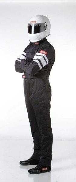 SFI-5 SUIT BLACK LARGE picture
