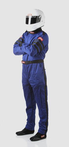 SFI-5 SUIT BLUE LARGE picture