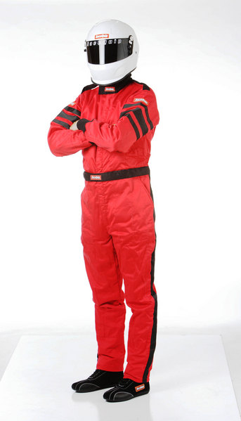 SFI-5 SUIT RED LARGE picture