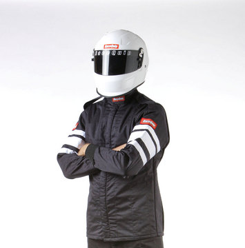 SFI-5 JACKET BLACK X-LARGE picture