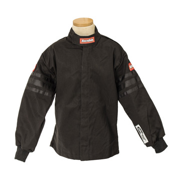 SFI-1 JACKET 1-LAYER KXXS BLACK picture
