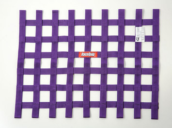 SFI RIBBON WINDOW NET   PURPLE picture