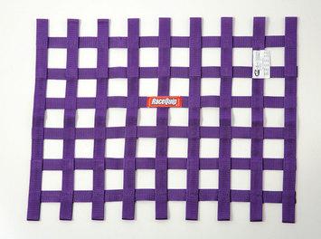 SFI RIBBON WINDOW NET   PURPLE picture