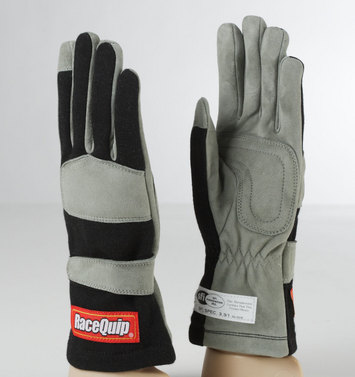 1-LYR SFI-1 GLOVE SML BLACK picture