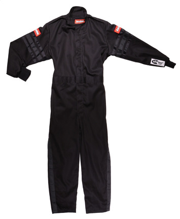 SFI-1 JR SUIT ONE PIECE BLACK TRIM KXXS picture