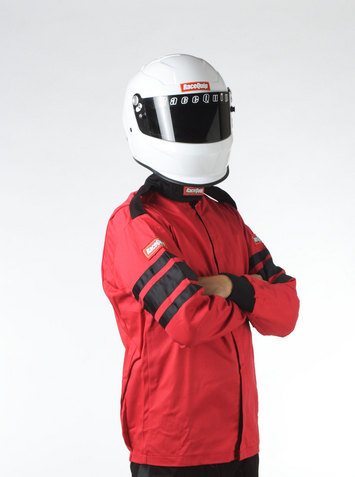 SFI-1 1-L JACKET  RED SMALL picture