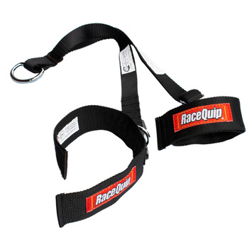 YOUTH SFI CERTIFIED ARM RESTRAINTS BLACK picture