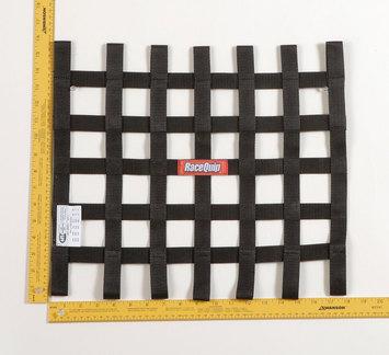 15 X 18 SFI RIBBON NET  BLACK picture