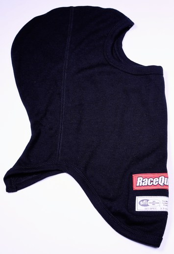 SFI 3.3 FR TWO LAYER HOOD BLACK picture