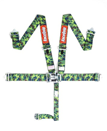 L & L 5PT HARNESS SET CAMO - FREE SHIPPING picture