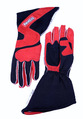 2-LYR SFI-5 GLOVE X-LARGE RED OUTSEAM ANGLE CUT GAUNTLET