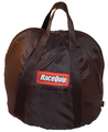 HEAVY DUTY BLACK HELMET BAG