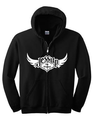 Jessup Adult Hoodie - Black XL picture